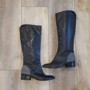 Ivanka Trump Studded Boots